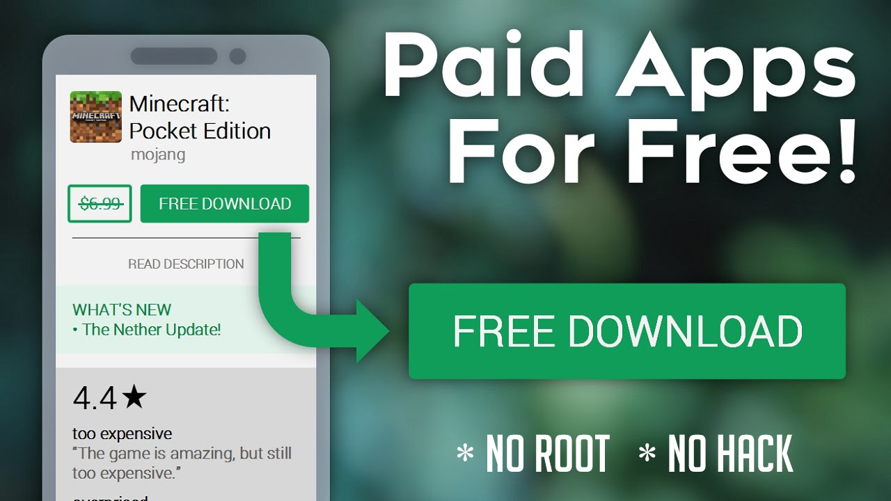 How To Download Paid Apps For Free On Android Download Source and Details Discussion